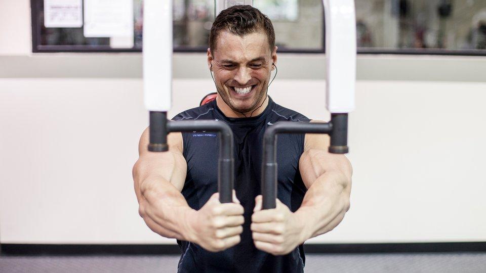Ryan Hughes' Power Pecs Chest Workout