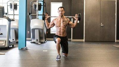 Sean Sarantos' Full-Body 5-Move Super-Shred Circuit