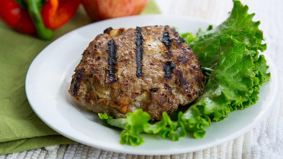 Sweet Turkey Burger