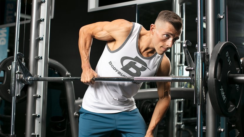 The 3 Best Machines For Getting Ripped!