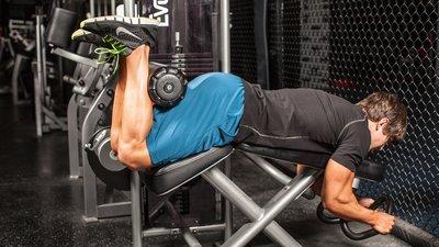 The Leg Workout You'll Feel Till Next Week!