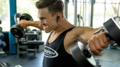 The Perfect 30-Minute Shoulder Workout