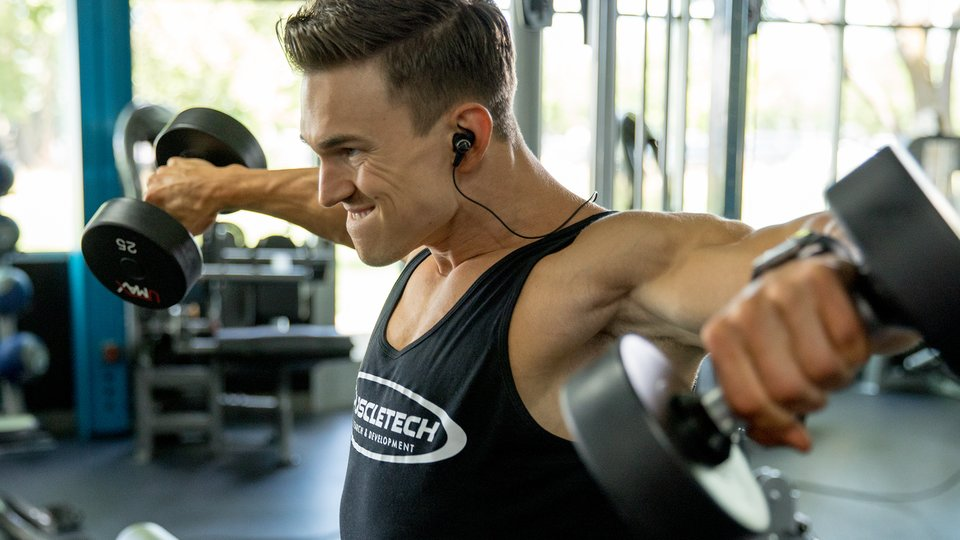 The Perfect 30 Minute Shoulder Workout