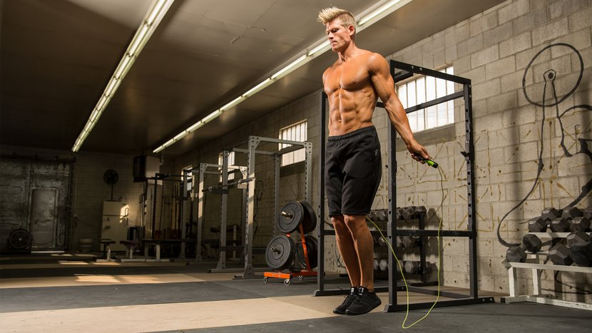 The Ultimate 10-Minute Jump-Rope Workout