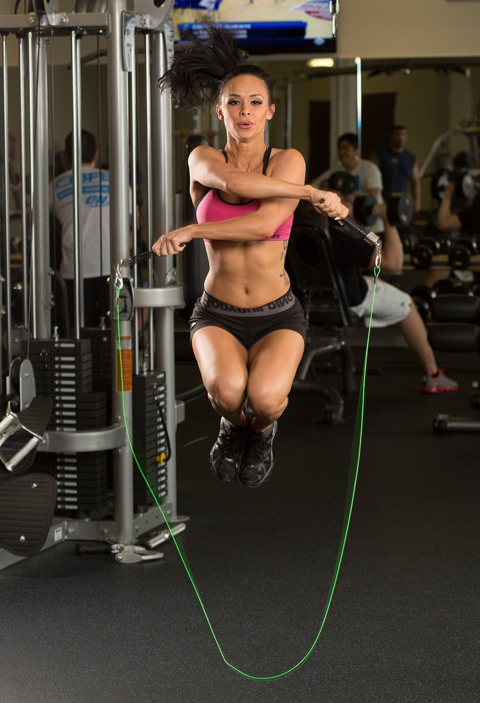 The Ultimate 10 Minute Jump Rope Workout