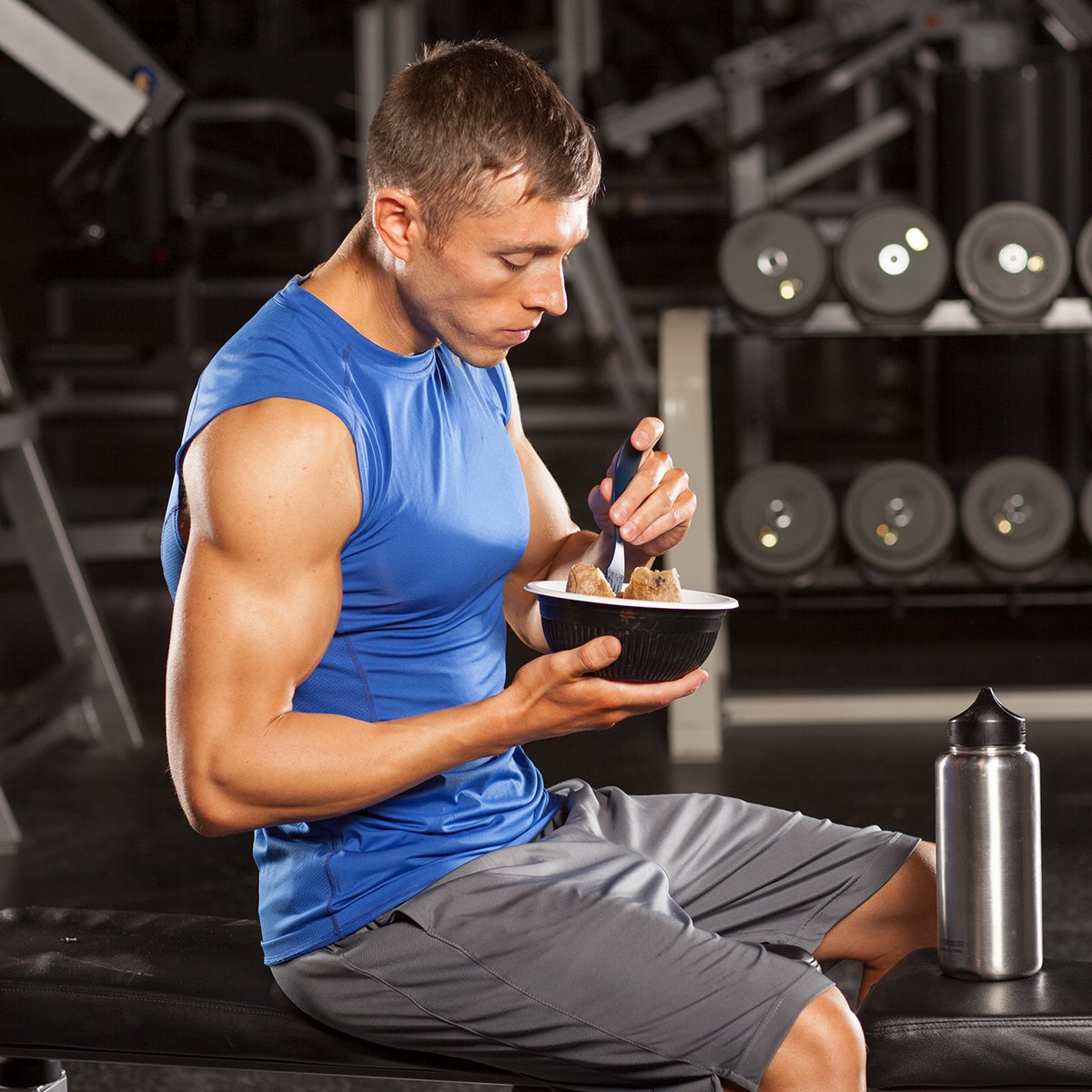 Your 4-Step Nutritional Gainz Plan