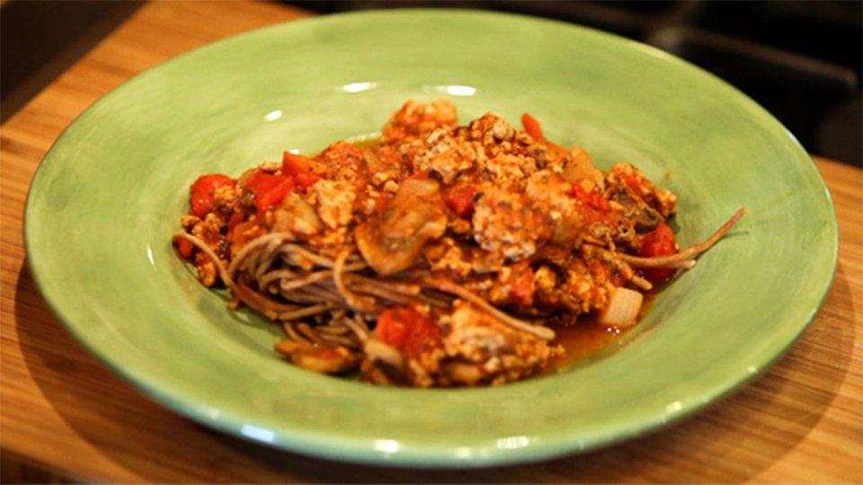 Natalie Hodson's 30-Minute Spaghetti