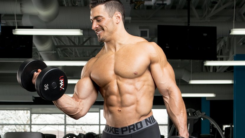 8 Tips For Getting Crazy Ripped