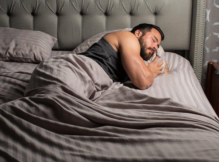 O bom sono é a chave