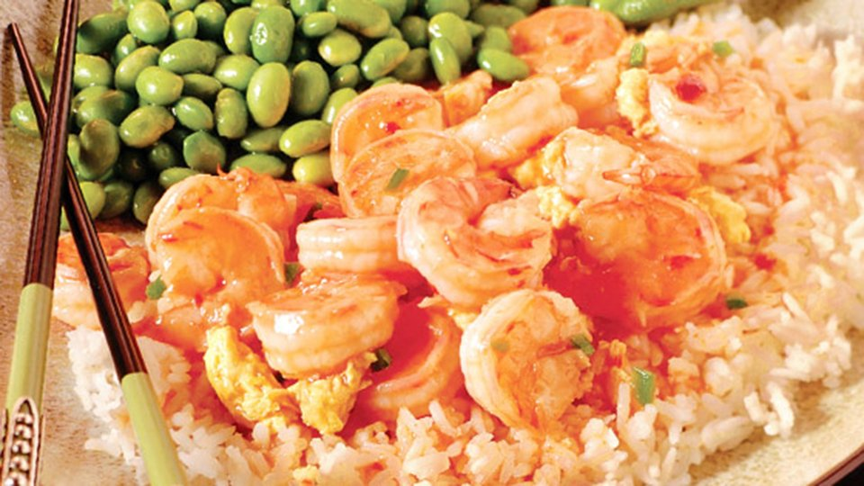 Bill Phillips Back To Fit Recipes: Singapore Shrimp