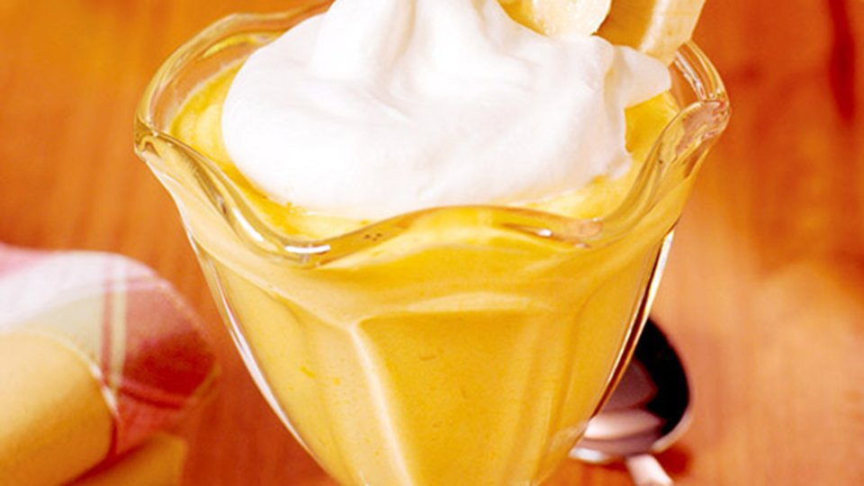 Bill Phillips Back To Fit Recipes: Banana Cream Pudding