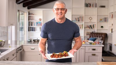 Chef Robert Irvine: Grilled Asian Chicken Wings
