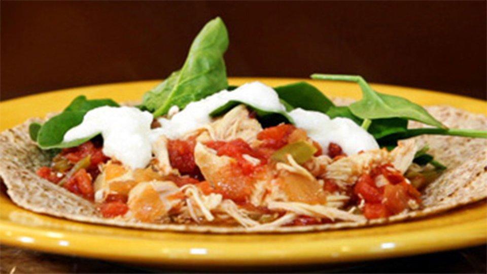 Natalie Hodson's Easy Salsa Chicken