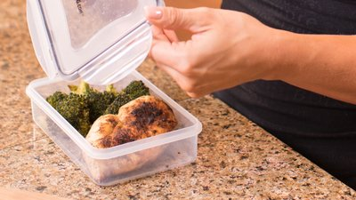 How Top Athletes Meal Prep For Success