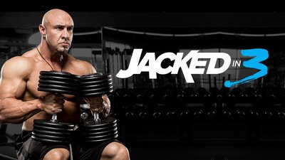 Jacked In 3: 4-Week Muscle-Building Plan