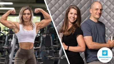 Podcast Episode 32: Cassandra Martin - Physique-Building by Old-School Lifting and... Construction Work?
