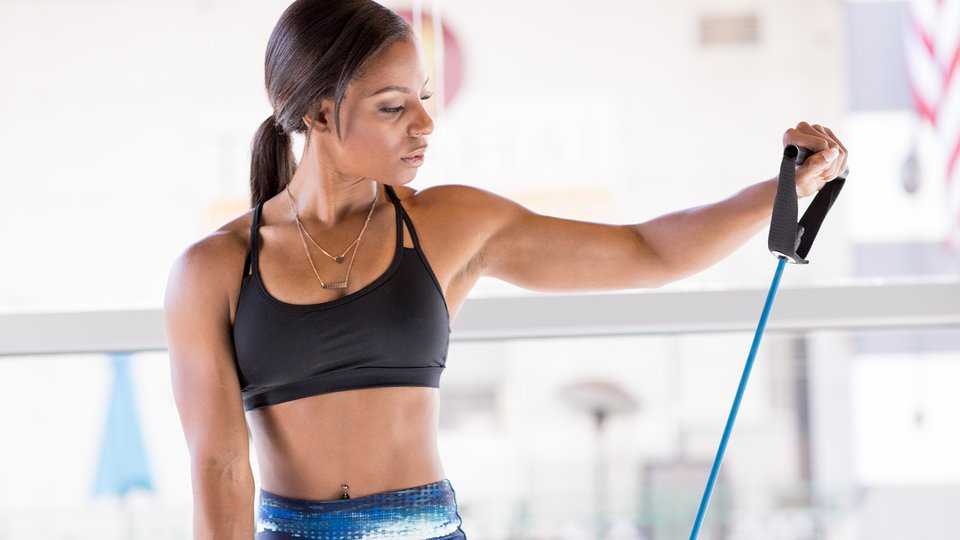 Pump Up Your Training With Bands!