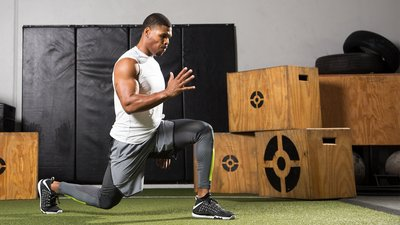 """Ron """"Boss"""" Everline's Lower-Body Power Workout"""