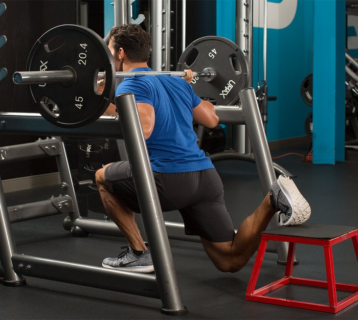 Strong Legs, Big Legs: Build Lower-Body Mass That'll Work