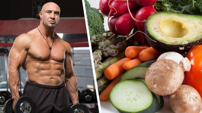 The Nutritional Keys To Staying Jacked After 40