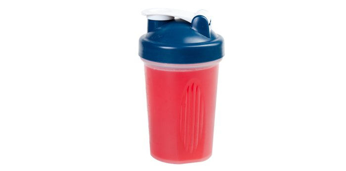 Branched Chain Amino Acids (BCAAS) in a shaker cup