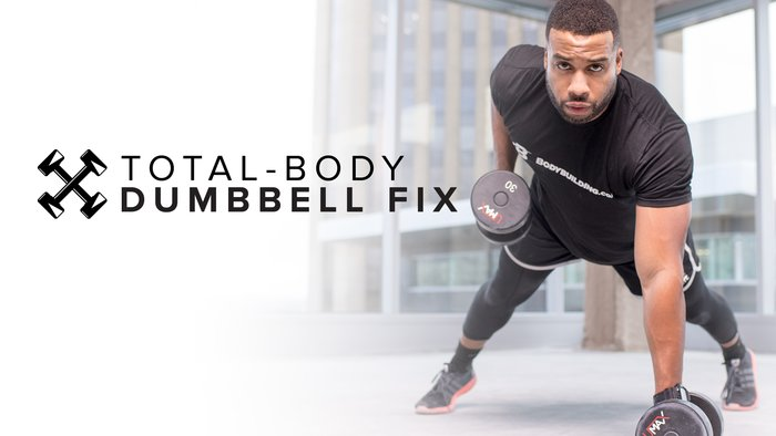 Total-Body Dumbbell Fix