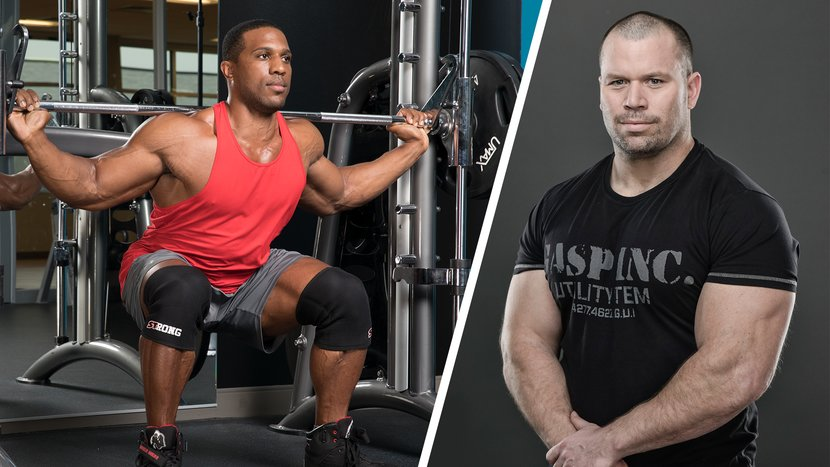 Ask The Super Strong Guy: What's The Right Way To Squat?