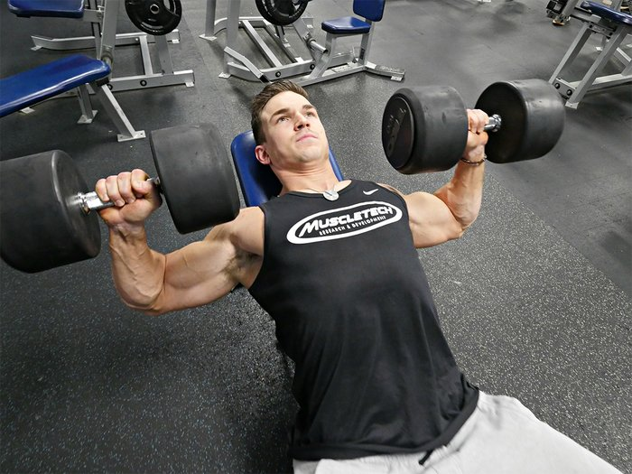 Your blueprint for building a bigger chest your blueprint for building a bigger chest malvernweather Gallery