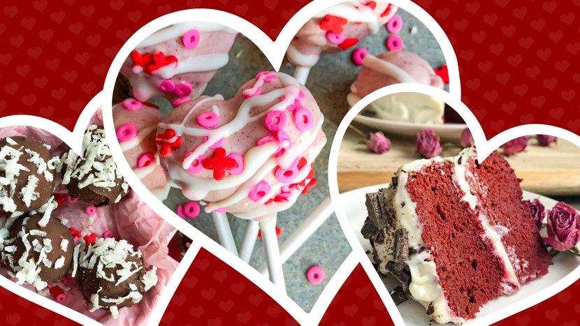 3 Sweet Valentine's Day Protein Treats
