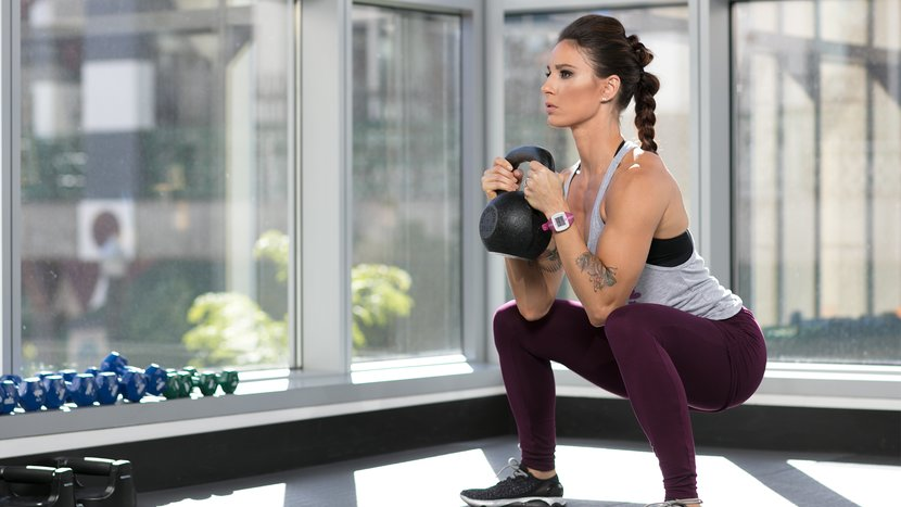 4 Classic Kettlebell Moves For Total Fitness