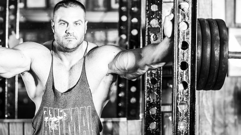 Athlete Profile: Evan Centopani's Training Is Money In The Bank
