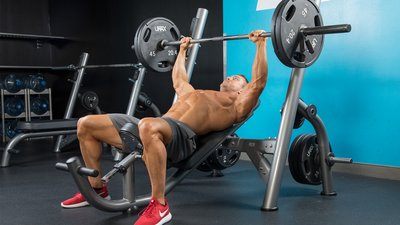 Bench Presses Don't Have To Cause Shoulder Pain