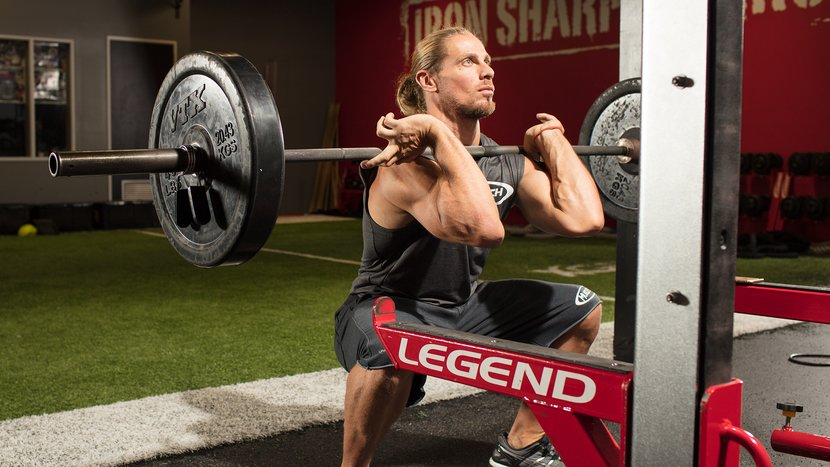 The Squat Tips Your Quads Are Terrified Of