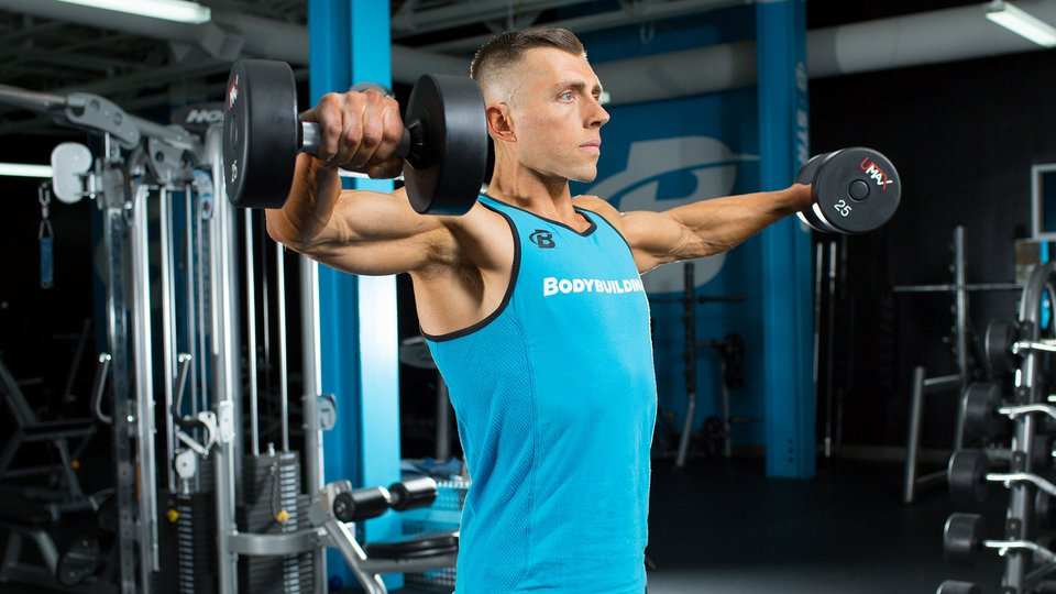 Fix These 8 Training Blunders For Shoulders And Upper Traps | Bodybuilding.com