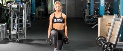 Imogen Parfitt's Backside-Blasting Workout