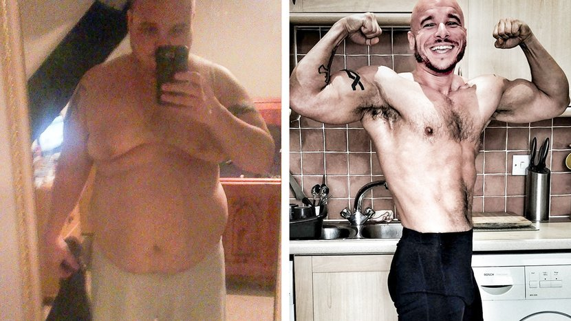James Conquered Addiction And Lifted Himself A Better Life