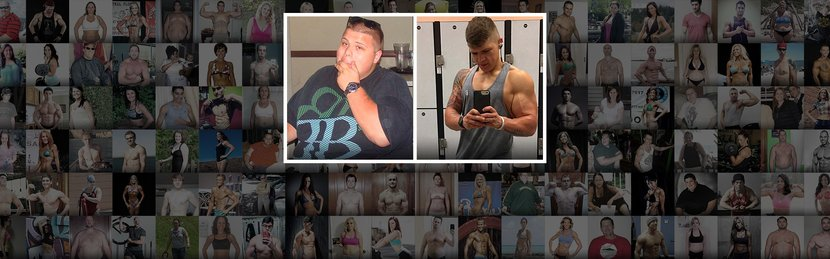 Obese To Beast: John Glaude's 170-Pound Weight-Loss Journey