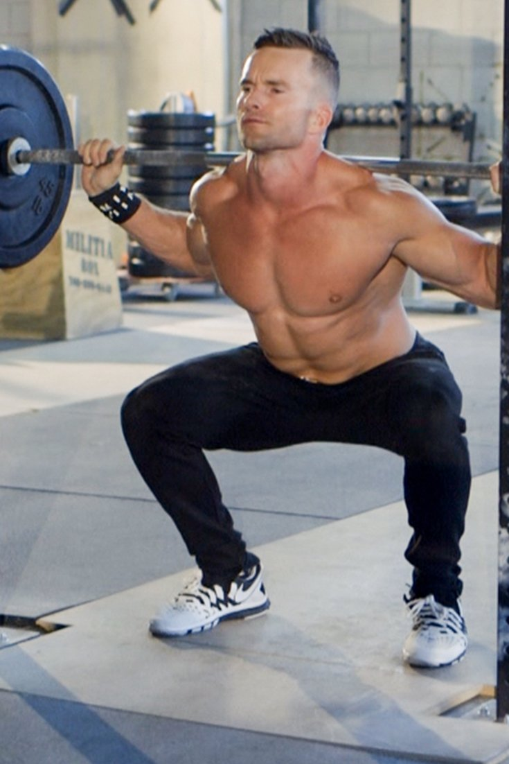 Scott Mathisons Full Body Superset Workout Get Results Even Faster With This Intense Circuit