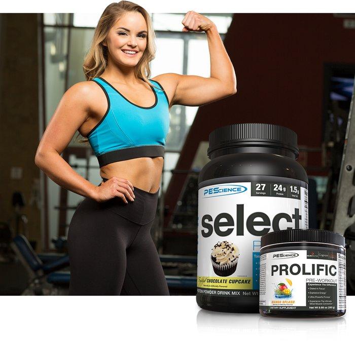 Team Bodybuilding.com's Favorite Supplements: Marie Wold