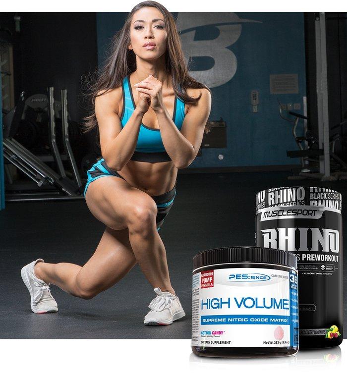 Team Bodybuilding.com's Favorite Supplements: Christie Bailey