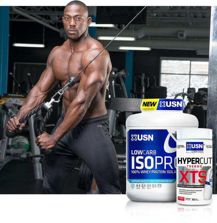 Team Bodybuilding.com's Favorite Supplements: Reuben Brooks