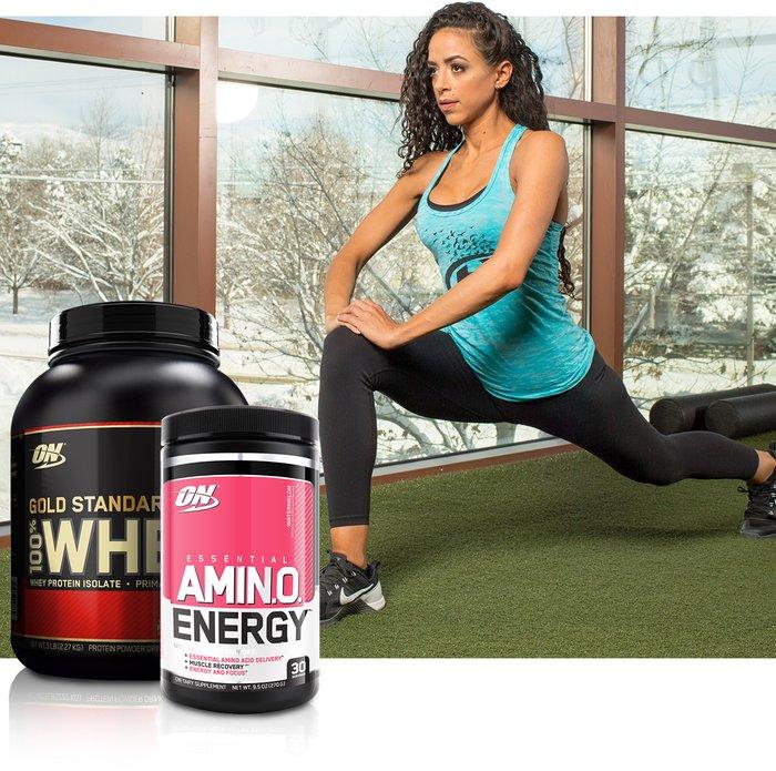 Team Bodybuilding.com's Favorite Supplements: Yami Mufdi