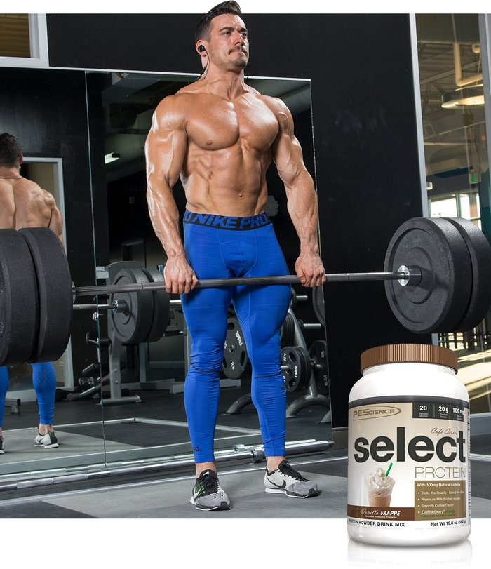 Team Bodybuilding.com's Favorite Supplements: Brian DeCosta