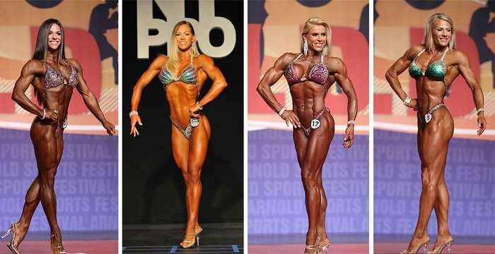 Arnold Sports Festival Preview: Women To Watch