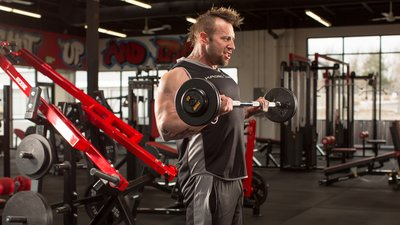 The Gethin-Approved Way To Finish Your Biceps Workout