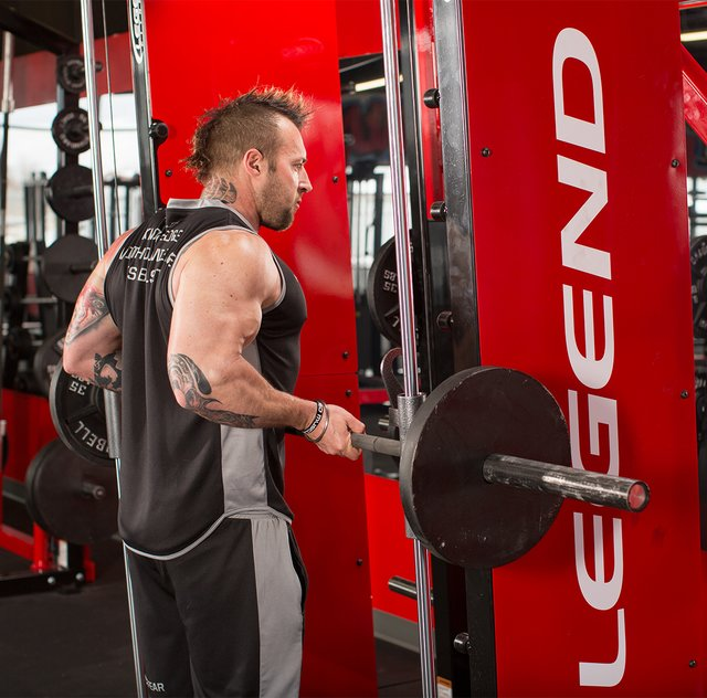 The Gethin Approved Way To Finish Your Biceps Workout
