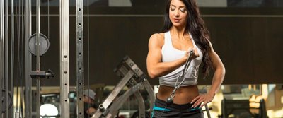 The Ultimate No Fluff Women's Training Guide, Part 3: Arms