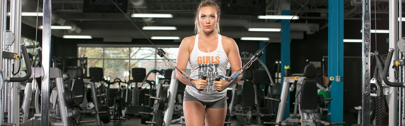 The Ultimate No Fluff Women's Training Guide, Part 4: Chest