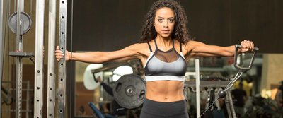 The Ultimate No Fluff Women's Training Guide, Part 1: Shoulders