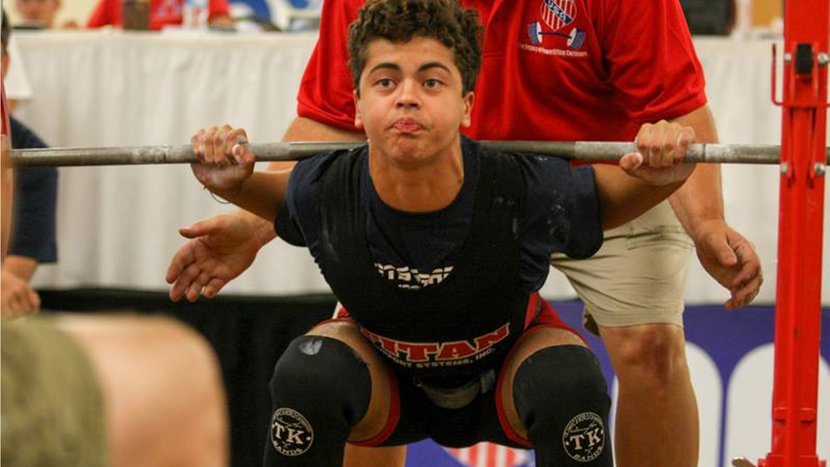 This Teenage Powerlifter Broke The Rules And All The Records